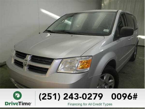Beautiful 2009 *Dodge Grand Caravan* SE (Bright Silver Metallic Clear