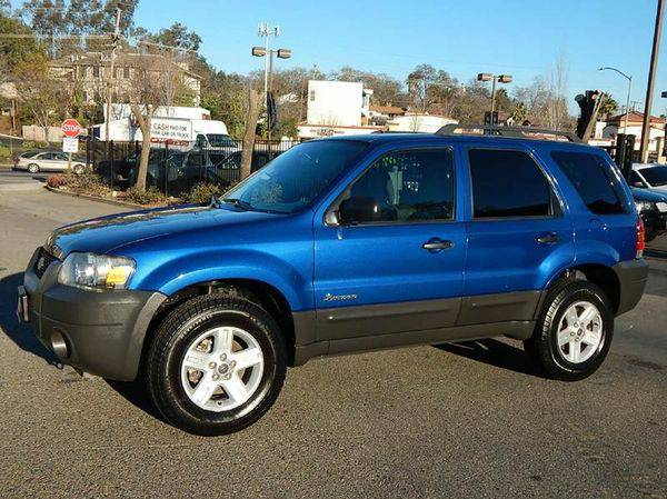 2007 *Ford* *Escape* *Hybrid* Base 4dr SUV