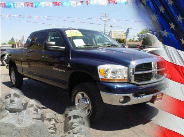 2006 *Dodge* *Ram* *2500* *Mega* *Cab* -YOU JOB IS YOUR CREDIT!!
