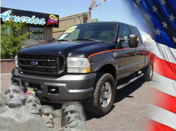 2004 *Ford* *F250* *Super* *Duty* *Crew* *Cab* -YOU JOB IS YOUR...