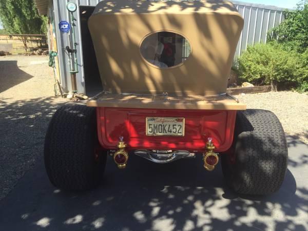 1923 T bucket hotrod