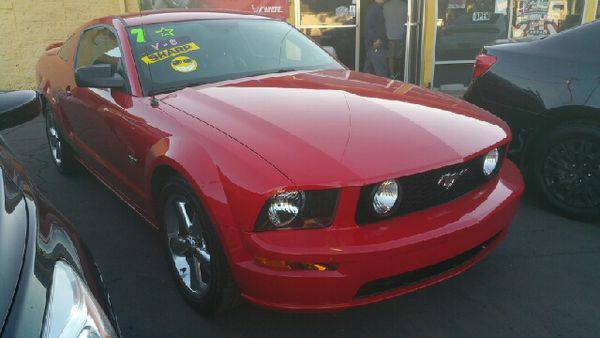 2007 *Ford* *Mustang* GT Premium 2dr Coupe -CALL OR TEXT FOR PRE...