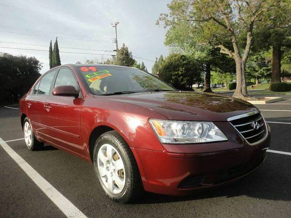 2009 *Hyundai* *Sonata* GLS 4dr Sedan *Re-establish Your Credit TODAY!