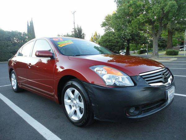 2007 *Nissan* *Altima* 2.5 S 4dr Sedan (2.5L I4 CVT) *Re-establish...