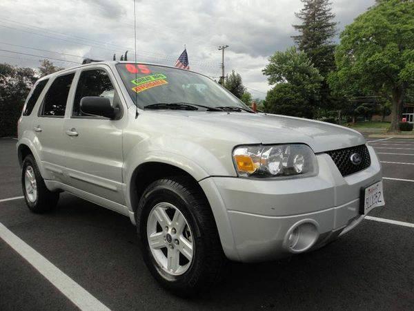 2005 *Ford* *Escape* HEV Hybrid 4dr SUV *Re-establish Your Credit...