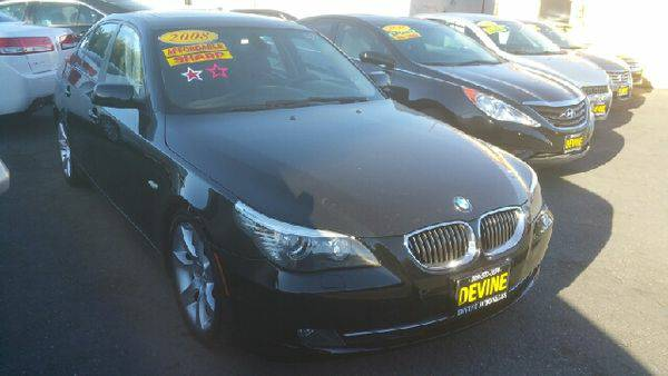 2008 *BMW* *5* *Series* 535i 4dr Sedan Luxury -CALL OR TEXT FOR PRE...