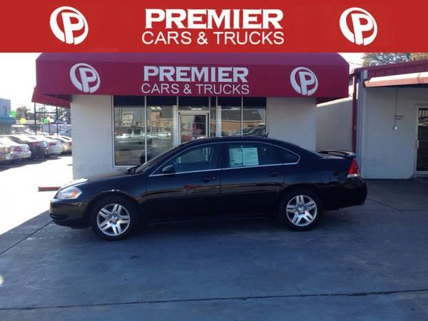 2012 Chevrolet Impala - Call