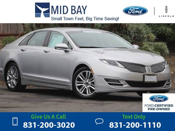 2013 *Lincoln* *MKZ* *Base* 19k miles