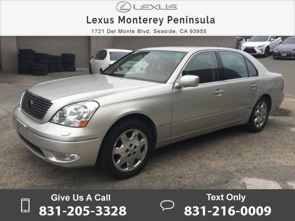 2001 *Lexus* *LS* *430* 97k miles