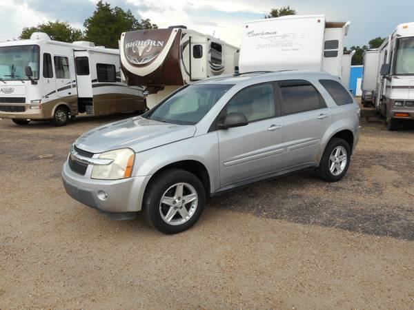 2007 CHEVROLET EQUINOX LT (WILL FINANCE WITH $2000 DN @ $75 PER WK)