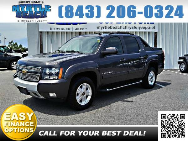 2011 Chevrolet Avalanche 1500 LT Taupe Gray Metallic