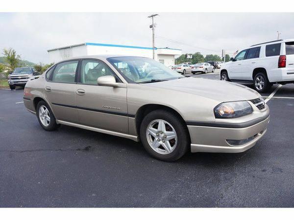 2003 *Chevrolet* *Impala* LS