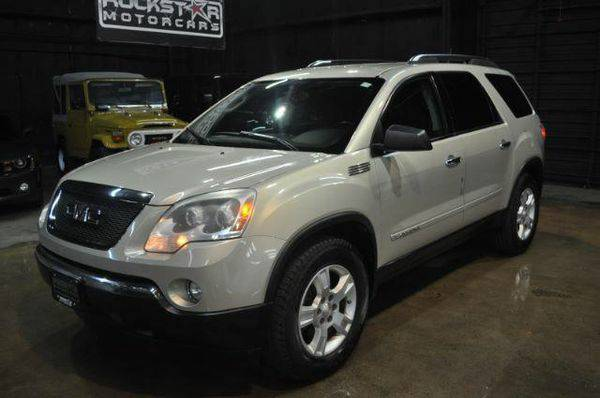 2008 *GMC* *Acadia* SLE-1 FWD - Check out the NEW INVENTORY