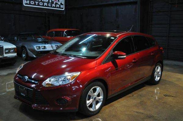 2013 *Ford* *Focus* SE Hatch - Check out the NEW INVENTORY