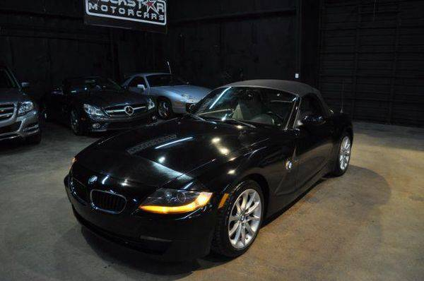 2007 *BMW* *Z4* Roadster 3.0i - Check out the NEW INVENTORY