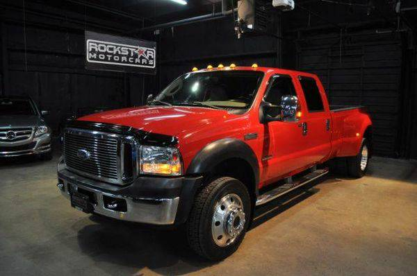 2006 *Ford* *F-550* Crew Cab 4WD DRW - Check out the NEW INVENTORY