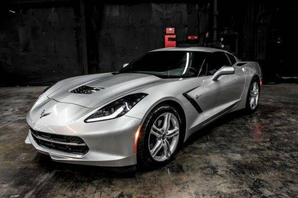 2016 *Chevrolet* *Corvette* 1LT Coupe Automatic - Check out the NEW...