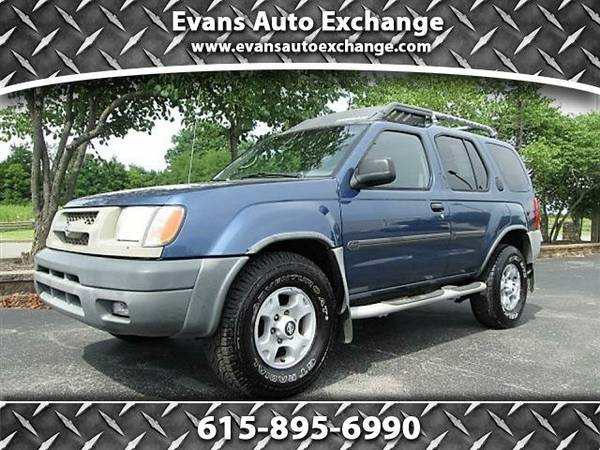 2000 Nissan Xterra -Financing Available
