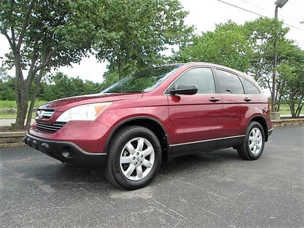 2007 Honda CR-V EX-L 4WD with Moonroof -Financing Available