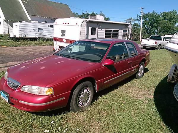 1996 Mercury Cougar RX7