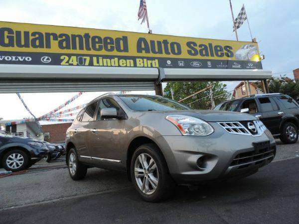 2012 *Nissan* *Rogue* S AWD *Buy-Here-Pay-Here & Financing*