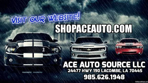 ACE AUTO SOURCE__A CAR FOR EVERYONE!_$1995_$2995_$3995_$4995 & UP