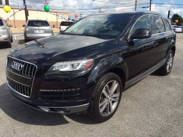 ★★★AUDI Q7 LUXURY SUV►$2499 DOWN-99.9%APPROVED