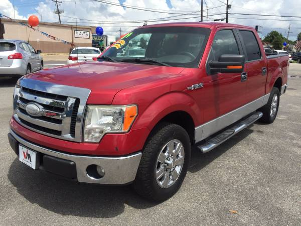 ★★★FORD F150 LOADED►$1999 DOWN-99.9%APPROVED