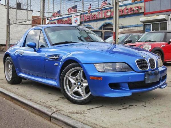 2000 *BMW* *M* *Roadster* Z3M M COUPE CONVERTIBLE HARDTOP SOFT TOP...