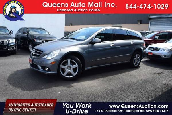 2010 Mercedes-Benz R-Class - *ANY CREDIT SCORE APPROVED*