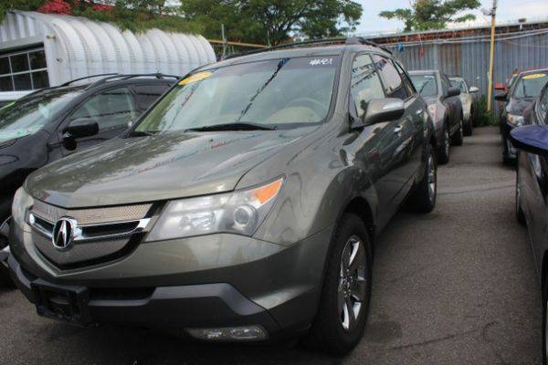 2007 *Acura* *MDX* Sport Package with Rear DVD System...