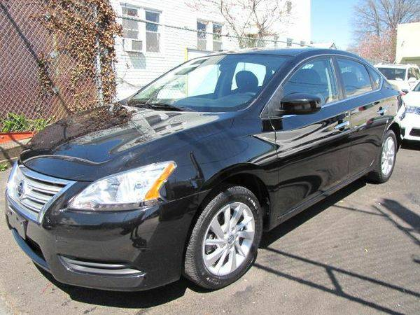 2013 *Nissan* *Sentra* 4dr Sdn I4 CVT SV - Call or Text! Financing...
