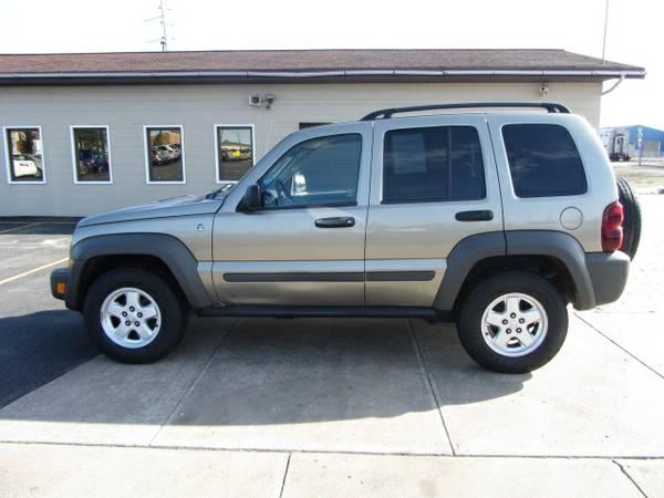 2006 Jeep Liberty 4x4 One Owner! Warranty