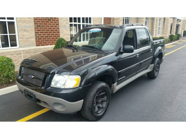 2002 FORD EXPLORER SPORT TRAC 4WD CHOICE,1st Time Buyers, Good/Bad/No