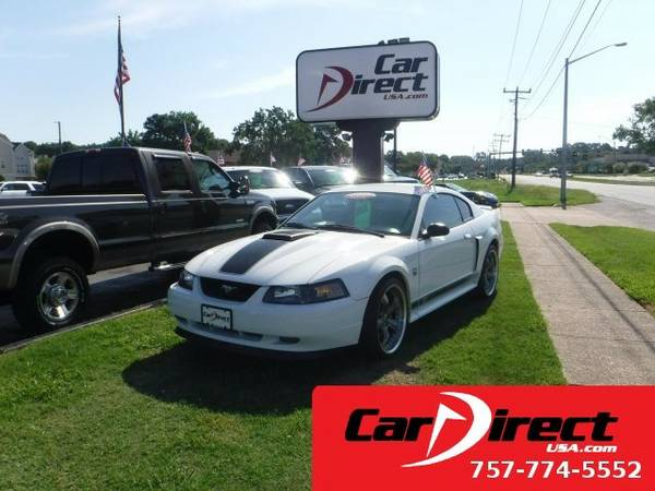 2004 Ford Mustang Coupe Mustang Ford