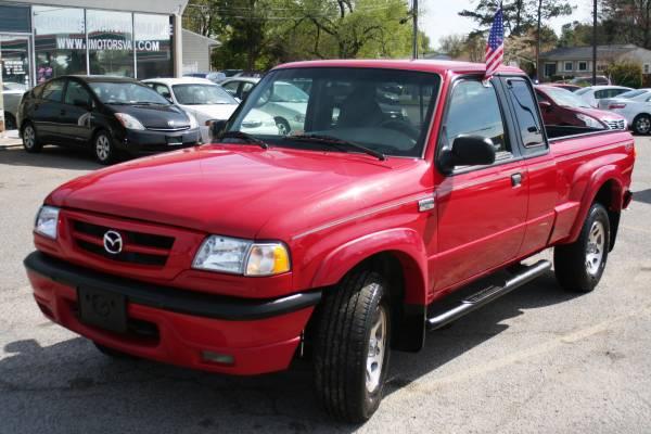 2001 Mazda B3000 CAB PLUS V6 3.0L †Dependable Truck†