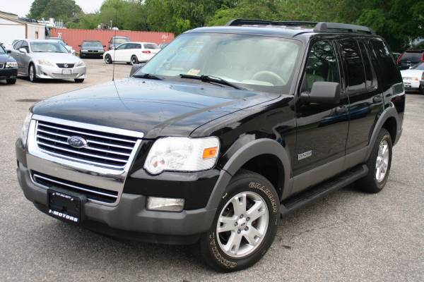 2006 Ford Explorer XLT 4WD V6 4.0L †3TH ROW SEAT†