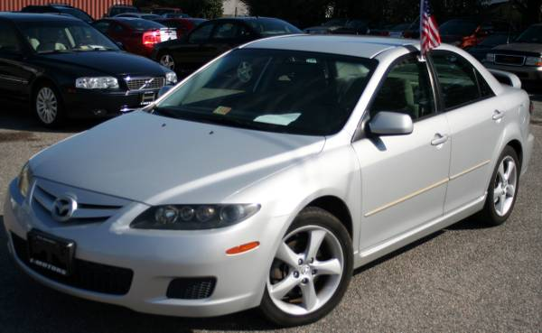 2008 MAZDA 6i SEDAN V4 2.3L SUPER RELIABLE & FUN TO DRIVE