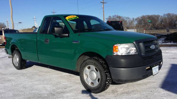 2006 FORD F150 LONG BOX 2WD