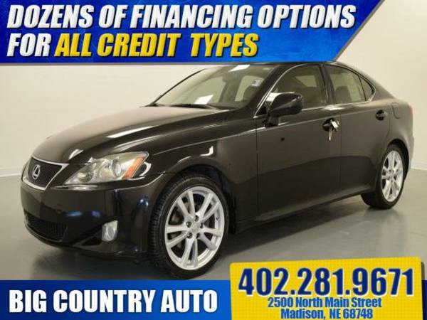 2007 Lexus IS 250 4dr Sport Sdn Auto RWD 4dr Car 4dr Sport Sdn Auto...