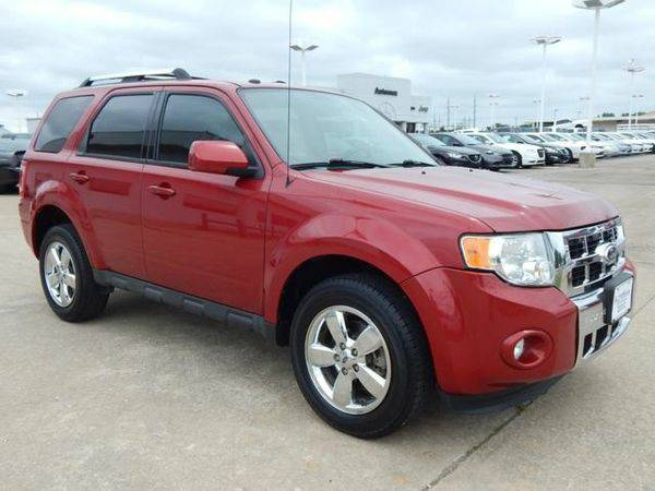 2011 *Ford* *Escape* Limited