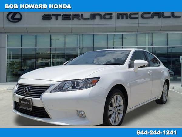 2014 Lexus ES 350 - *BAD CREDIT? NO PROBLEM!*
