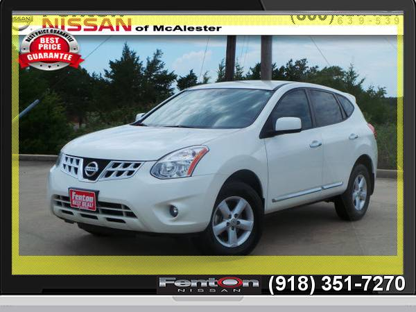 2013 Nissan Rogue S *BEST FINANCING* CALL US NOW!