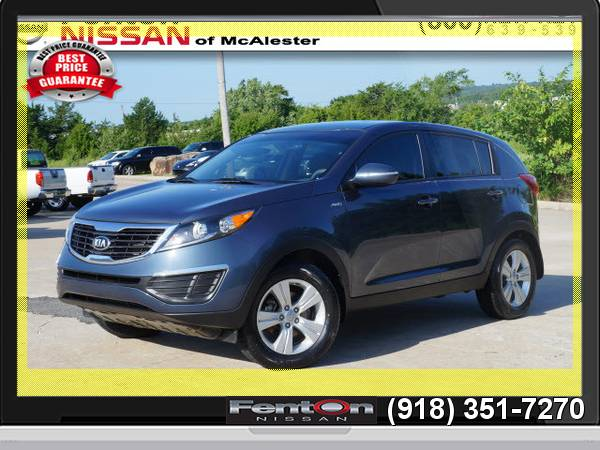 2013 Kia Sportage LX *BEST FINANCING* CALL US NOW!