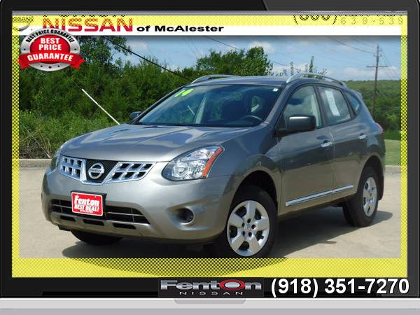 2014 Nissan Rogue Select S *BEST FINANCING* CALL US NOW!