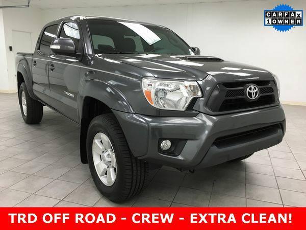2014 *Toyota* *Tacoma* PreRunner - THE OKC PRICE LEADER!