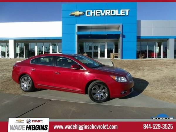 2012 Buick LaCrosse - *UNBEATABLE DEAL*