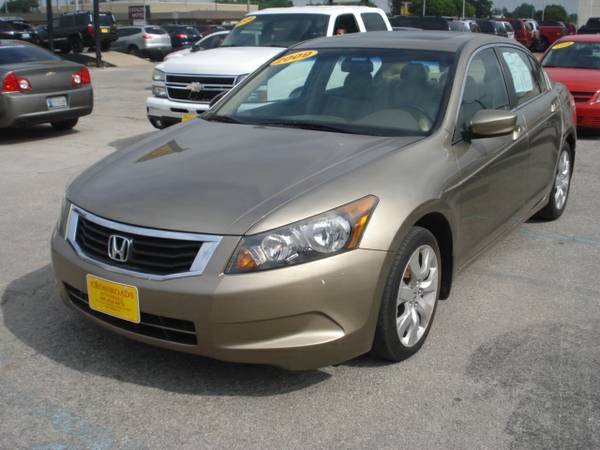 2009 Honda Accord - In House Financing - No Credit Needed!!!