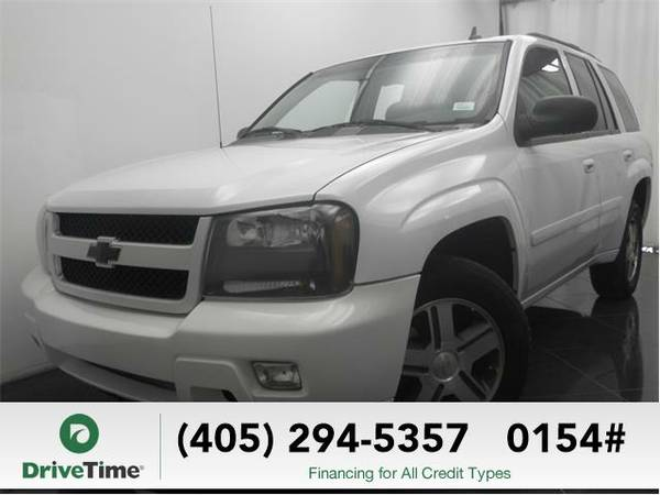 2007 *Chevrolet TrailBlazer* LT - BAD CREDIT OK