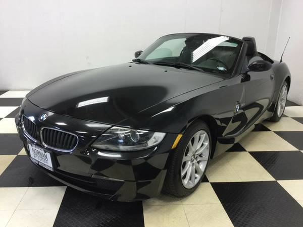 2007 BMW Z4 CONVERTIBLE! LOW MILES! HARD TO FIND! ASK FOR TYLER!